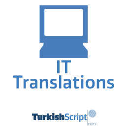 turkish IT translation company