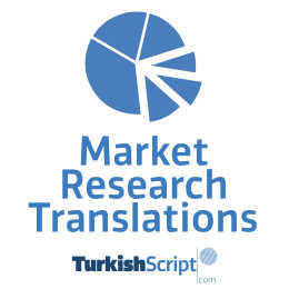 turkish market research translation office